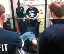 Louie Simmons Strength Training London